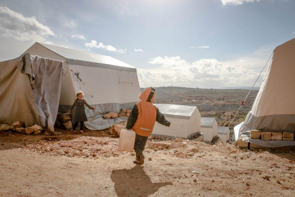 Türkiye'deki Geçici Koruma Altında Olan Çocuklar